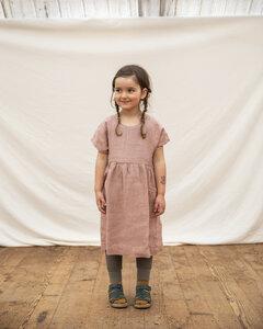 Leinen Kleid für Kinder / Eden Dress - Matona