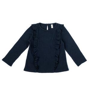 Langarmshirt aus Bio-Baumwolle - Honigwabe / Shirt Sophia - Peter Jo Kids