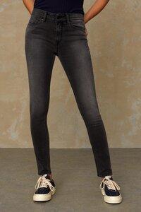 Jeans Slim Fit - Juno High - aus Biobaumwolle - Kings Of Indigo