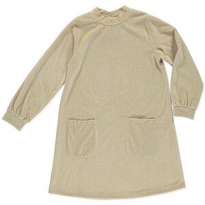 Kleid aus Bio-Baumwoll-Cordsamt /Dress Orlando - Peter Jo Kids