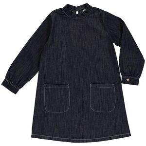 Kleid Orlando Denim aus Bio-Denim - Peter Jo Kids