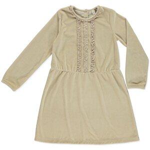 Kleid aus Bio-Baumwoll-Cordsamt /Dress Madison - Peter Jo Kids