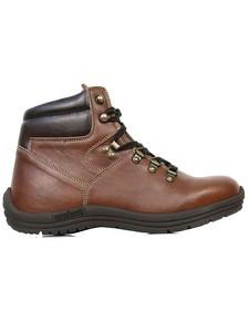 Women's Hiking Boots Chestnut - WILLS LONDON