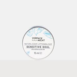 Lippenbalsam - Sensitive Soul - Bio - verpackmeinnicht