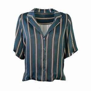 Kurzarm Shirt Cupro - Malimo