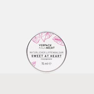 Lippenbalsam - Sweet At Heart - Bio - verpackmeinnicht