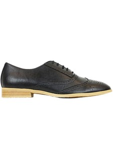 Brogues Black - WILLS LONDON