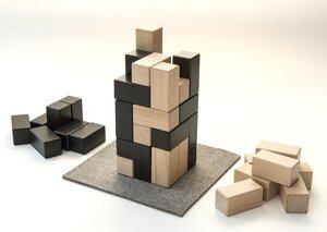 """""""Blocks"""" - Taktisches Bauspiel aus Holz - Steffen-Spiele"""