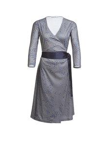 Jerseykleid grau - Skrabak