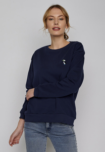 Animal Puffin Stands Canty Sweatshirt - GreenBomb