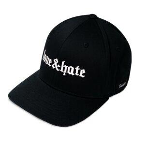 Flexfit* Cap – LOVE&HATE - Qocoon