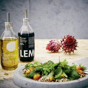Lemonaid Essig-/Öl-Spender aus Edelstahl - Lemonaid