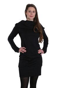 Hoodie Kleid Classic - Die rote Zora