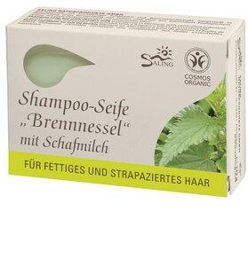 Shampooseife Brennnessel - Saling Naturprodukte