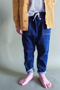 Jeans Hose für Kinder - frankie & lou organic wear