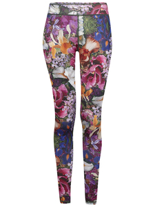 Fancy Leggings - Spring Print - Mandala
