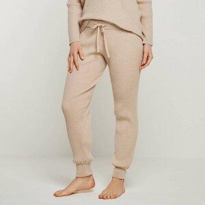 "100% Merino Rippen-Strickhose ""Blossom"" - YOU LOOK PERFECT"