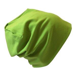 Mütze 'Line' lime - bingabonga