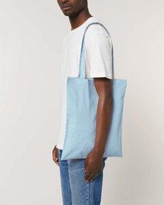 Leichter Jutebeutel aus 100% Bio Baumwolle, Einkaufstasche, Shopping Bag, Tragetasche - YTWOO