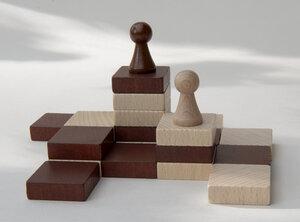 """""""Volterra"""" - Gesellschaftsspiel aus Holz - Steffen-Spiele"""