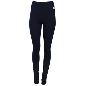 Leggings dunkelblau - People Wear Organic