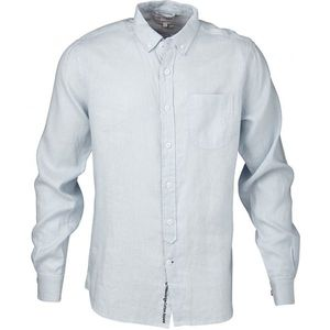 Linen Shirt  - Skyway - KnowledgeCotton Apparel
