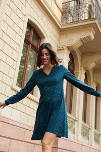 bedrucktes Kleid Agatha - ME&MAY