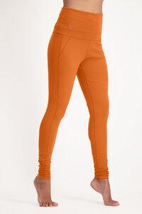 Loose Fit Yoga Leggings OM - Urban Goddess