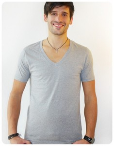 Blanko V-Neck - Trusted Fair Trade Clothing
