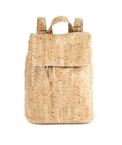 Mini Backpack - Natural aus Kork  - Jentil Bags