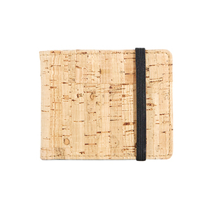 Portemonnaie - Natural aus Kork - Jentil Bags