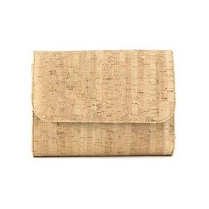 Kleine Umhängetasche - Natural aus Kork - Jentil Bags