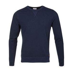 Pique Rib Long Sleeve  - Total Eclipse - KnowledgeCotton Apparel