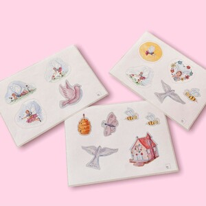 Sticker Set Feen - Fines Papeterie