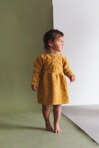 Cord Kleid für Kinder - frankie & lou organic wear