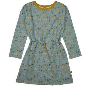 Baba Kidswear Kleid Blumen - Bio-Baumwolle - Baba Kidswear