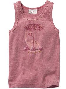 Kinder Unterhemd Dino reine Bio-Baumwolle - People Wear Organic