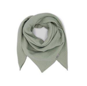 Musselin Halstuch Schal, Bio Baumwolle tolle Farben 4 Größen - Hutch&Putch