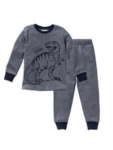 Kinder Schlafanzug Dino reine Bio-Baumwolle - People Wear Organic
