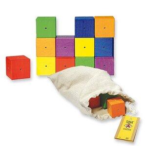 Klingende Bausteine  ab 1 Jahr geeignet wunderschön für kleine Hände - Sina Spielzeug