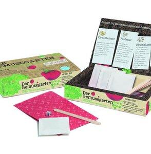 Green Kit - der Gemüsegarten - EUGEA
