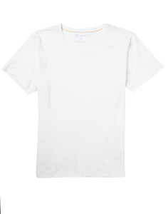 T-Shirt Roundneck white - Nudie Jeans