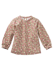 Kinder Langarm-Shirt reine Bio-Baumwolle - People Wear Organic