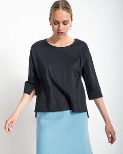 Blusenshirt aus Bio-Baumwolle (kbA, GOTS zertifiziert) 'Blusen-Shirt' - Alma & Lovis