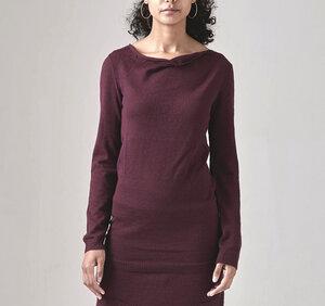 Pullover Cataratas burgundy - KARINFRAIDENRAIJ
