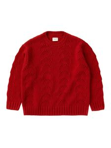 Lena Fancy Knit chili - Nudie Jeans