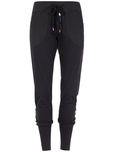 The N.Y. Pant - Black - Mandala