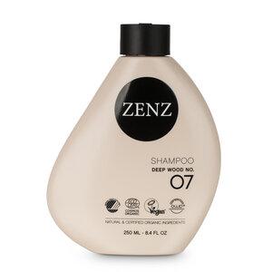 ZENZ Organic No.07 Deep Wood Shampoo - ZENZ