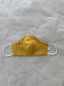 lomaja Mund- und Nasenmaske aus Musselin - lomaja