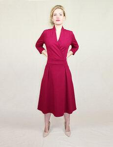 Jerseykleid Doro aus Bio-Baumwolle - Skrabak